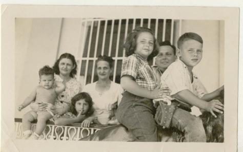 BARBARA AND HANK IN CUBA